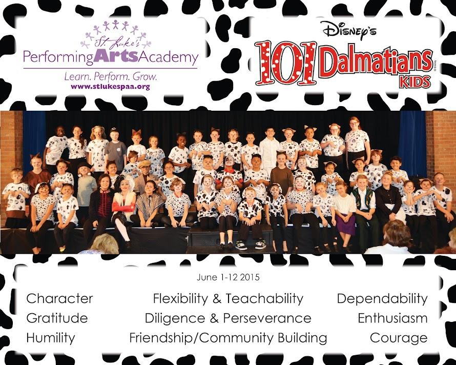 101 Dalmatians Summer Instensive