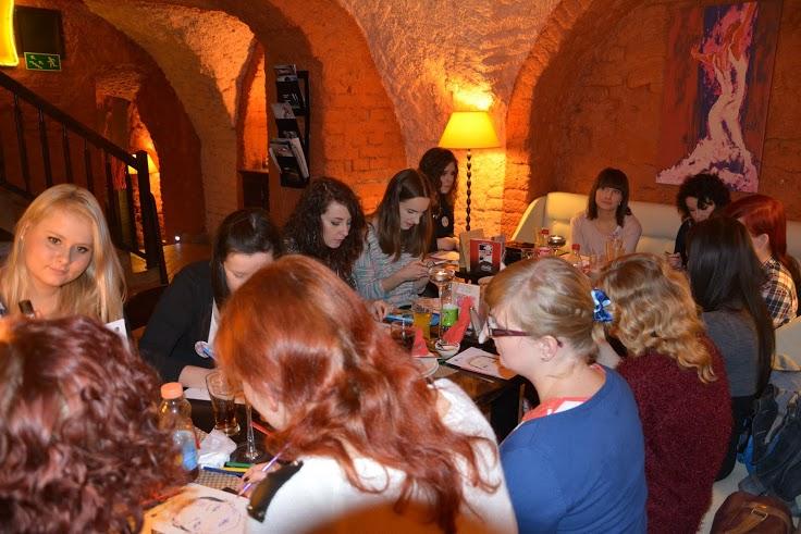 Spotkanie w Rzeszowie LISTOPAD 2013