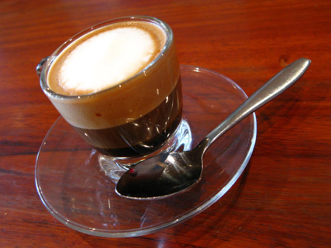 Kopi Espresso Lungo
