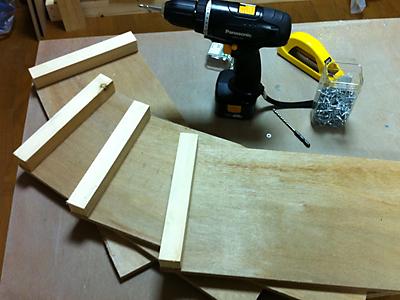 石膏型作成用の型枠