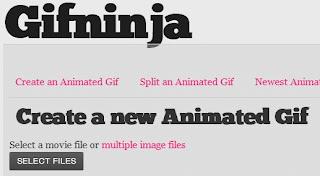 Membuat Animasi Gif dari Kumpulan Foto dan Video