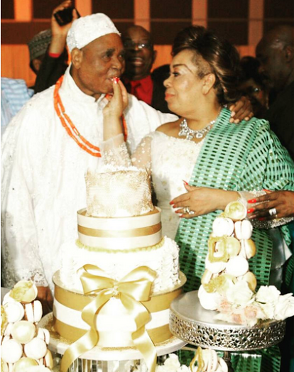 Sir Gabriel Osawaru Igbinedion has 81st birthday in his South African mansion!