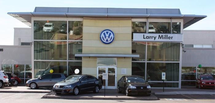 Larry H. Miller Volkswagen Avondale: Larry H. Miller Volkswagen Avondale- Exterior Vehicle ...