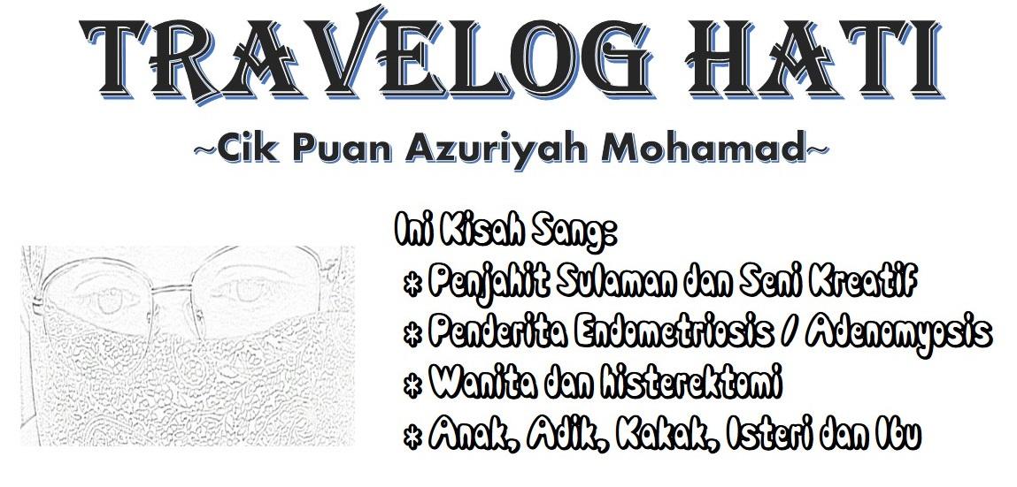 Travelog Hati