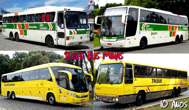 Speed Bus Minas - Gustavo César - Aqui a vida não pára