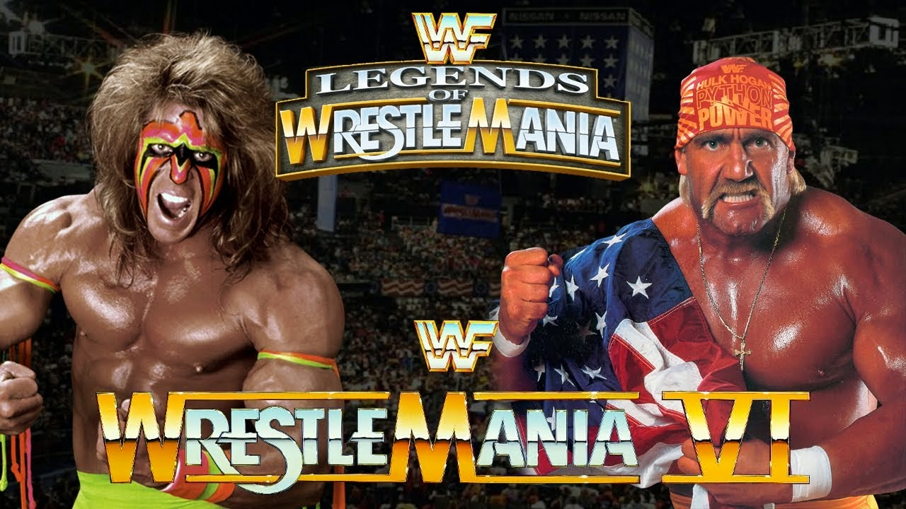 gamesyouloved.com: RIP The Ultimate Warrior