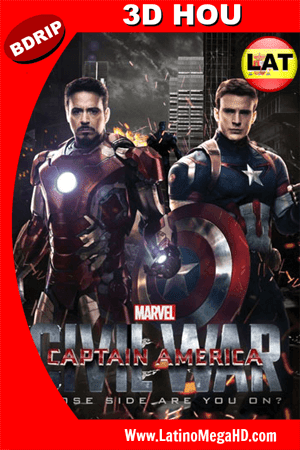 Capitán América: Civil War (2016) [IMAX Edition] Latino Full 3D H-OU BDRIP 1080P ()