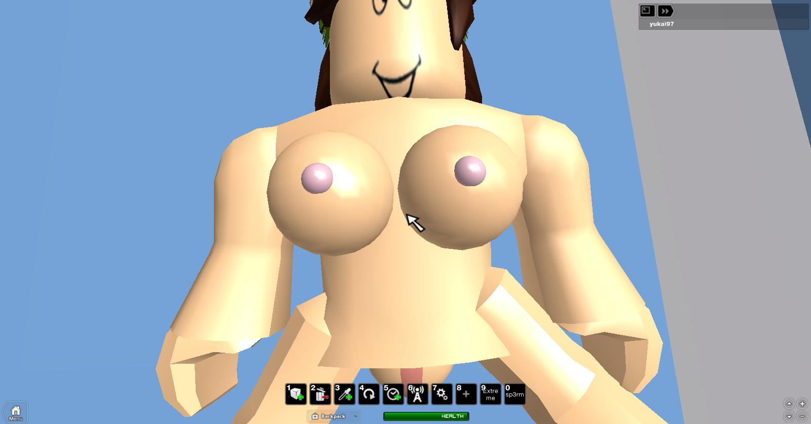 girl Sexy naked roblox