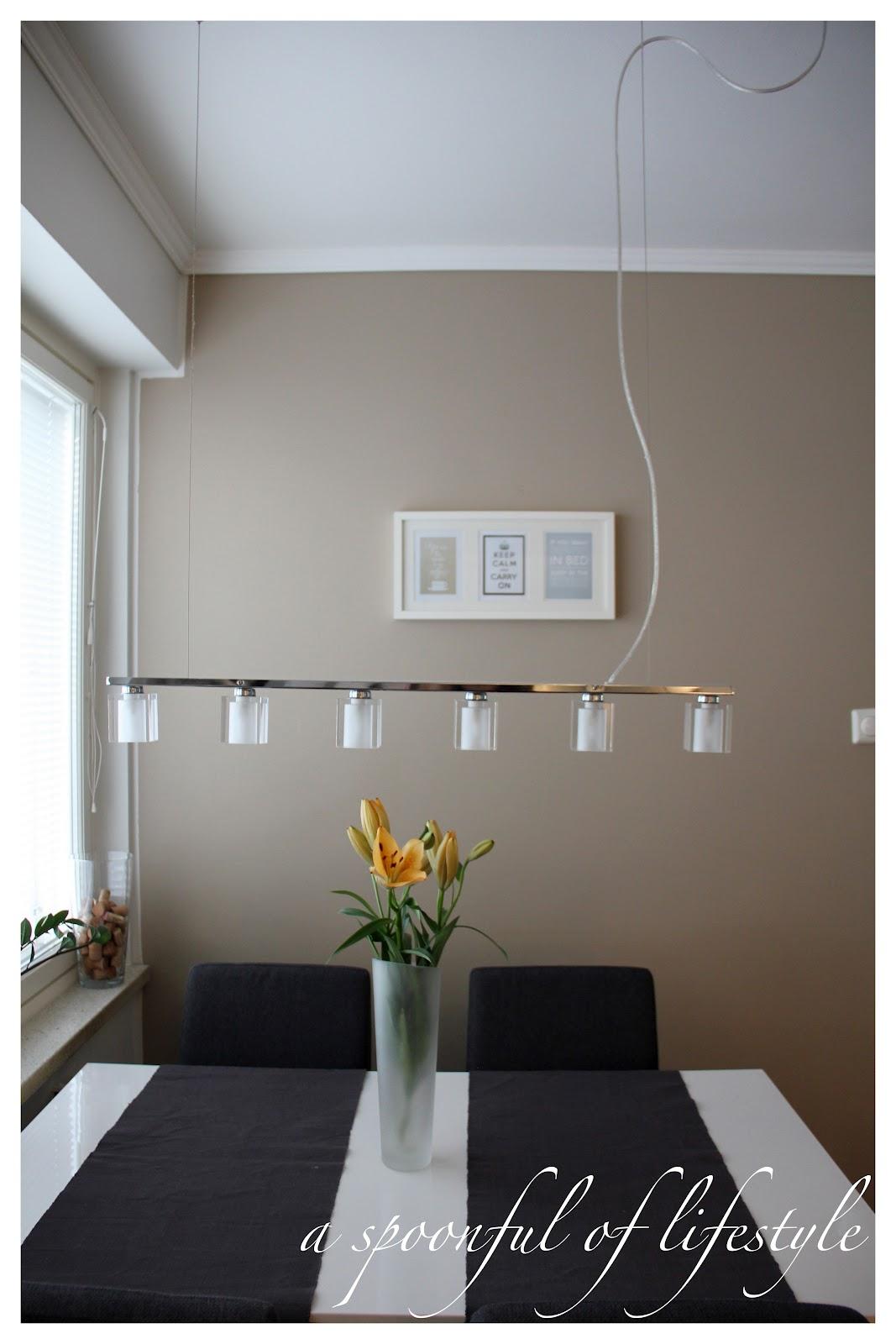 A Spoonful of Lifestyle Projekti keittiön seinä