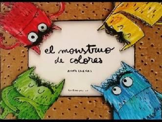 EL MONSTRUO DE COLORES