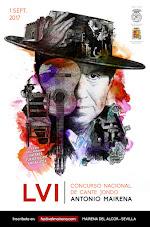 LVI CONCURSO NACIONAL CANTE JONDO ANTONIO MAIRENA - BASES - HASTA EL 5 DE JUNIO-17
