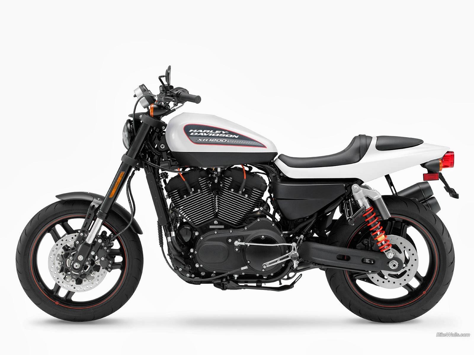 Harley Davidson XR 1200 X Sportster - Harley Davidson Motor