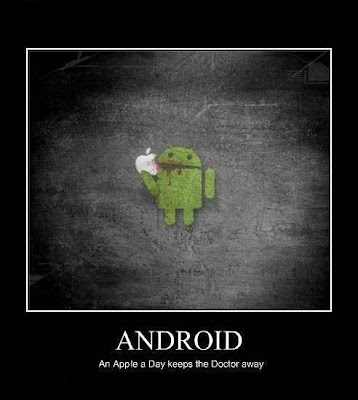 ANDROID An apple a day keeps the Doctor away