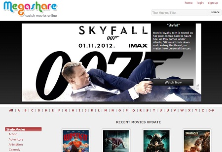 10 websites to watch movies online