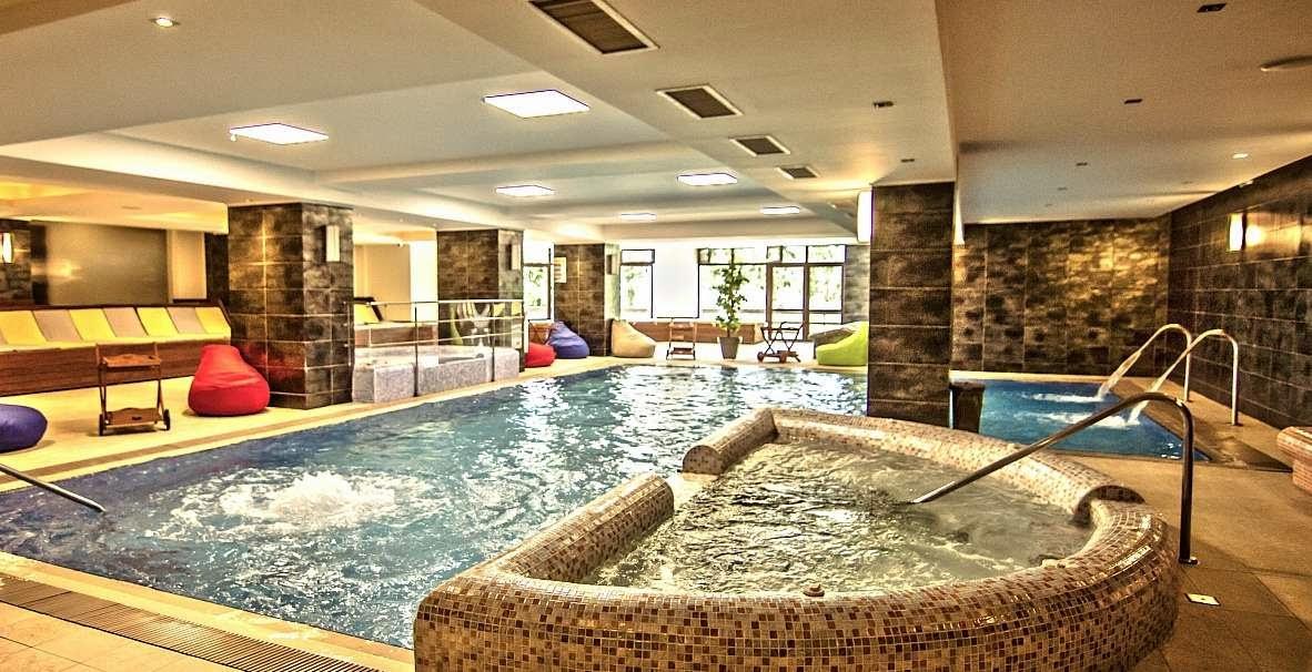 brasov hotel piscina