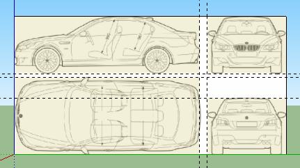 Digi studio sketchup build 3d model car bmw m5 e60 from 2d images sketchup build 3d model car bmw m5 e60 from 2d images malvernweather Choice Image