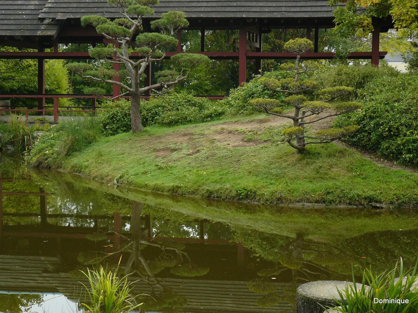 Le quai de versailles nantes jardin japonais d tours de for Jardin japonais nantes