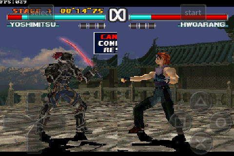 Tekken 3 for Android