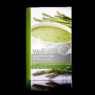 sopas para emagrecer oriflame wellness