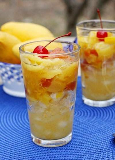 (Chè Trái Cây) - Mixture Fruits Sweet Soup