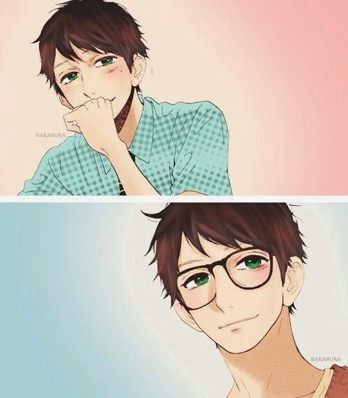Big O Anime Characters : Think small dream big manga hirunaka no ryuusei
