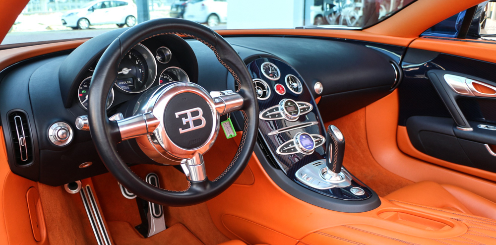 Don T Want A Bugatti Chiron This Veyron Grand Sport Might