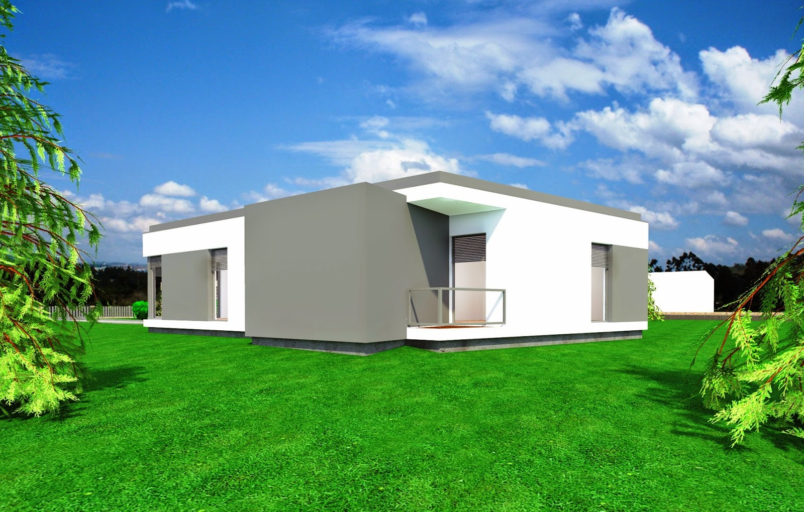 Casas Modulares - Steel Houses: Steel Houses - Arouca