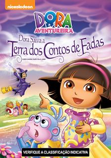 Dora A Aventureira: Dora Salva A Terra Dos Contos de Fada – Dublado