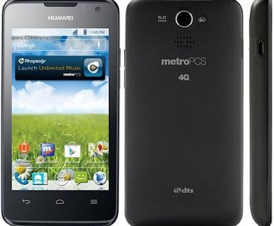 Harga dan spesifikasi Huawei Premia 4G M931