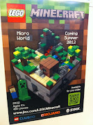 Here is the official poster to Minecraft Lego!! Great huh?