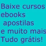Cursos e ebooks grátis