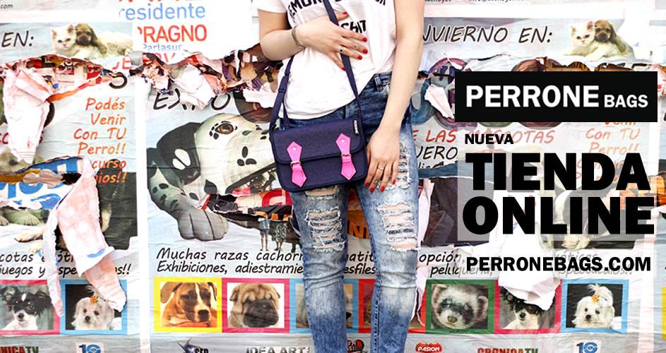 Perrone Bags - carteras de diseño