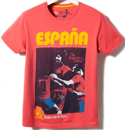 camiseta Espa%25C3%25B1a Pull and Bear Eurocopa 2012