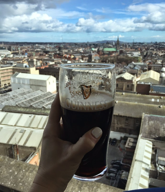 The Daily Tay : Eating and Drinking in Dublin