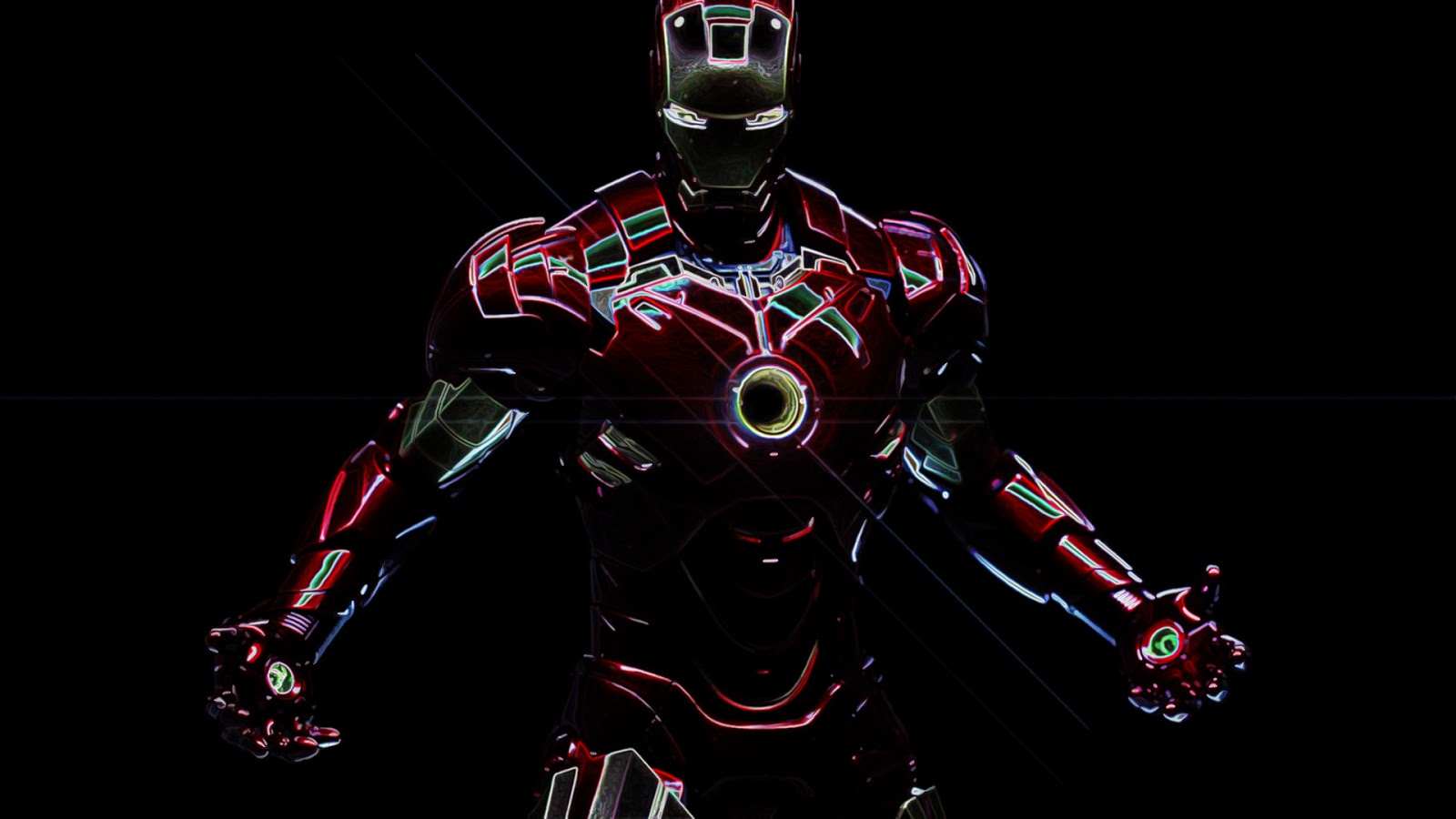 Powerful Iron Man Wallpapers HD