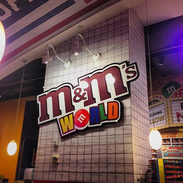 M&M's World New York