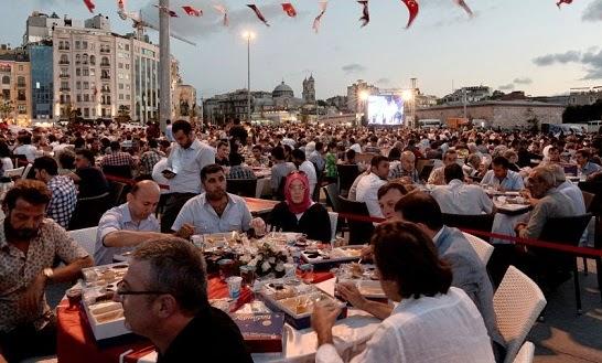 16 Gambar Keindahan Di Bulan Ramadan
