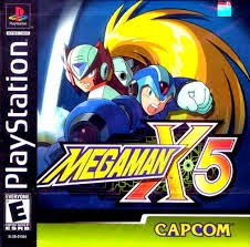 ROMs - Mega Man X5 (Português) - PS1 - ISOs Download