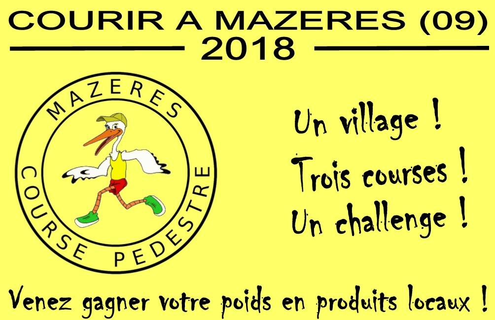 Courir à Mazères