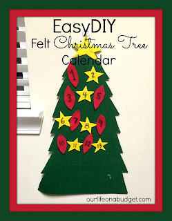 http://www.ourlifeonabudget.com/2015/12/easy-diy-felt-advent-christmas-tree.html