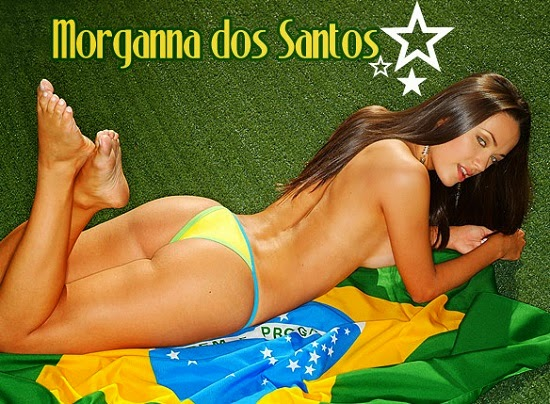 Morgana dos Santos - Copa do Mundo