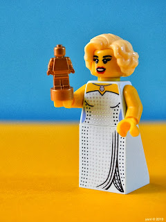 and a lego starlet