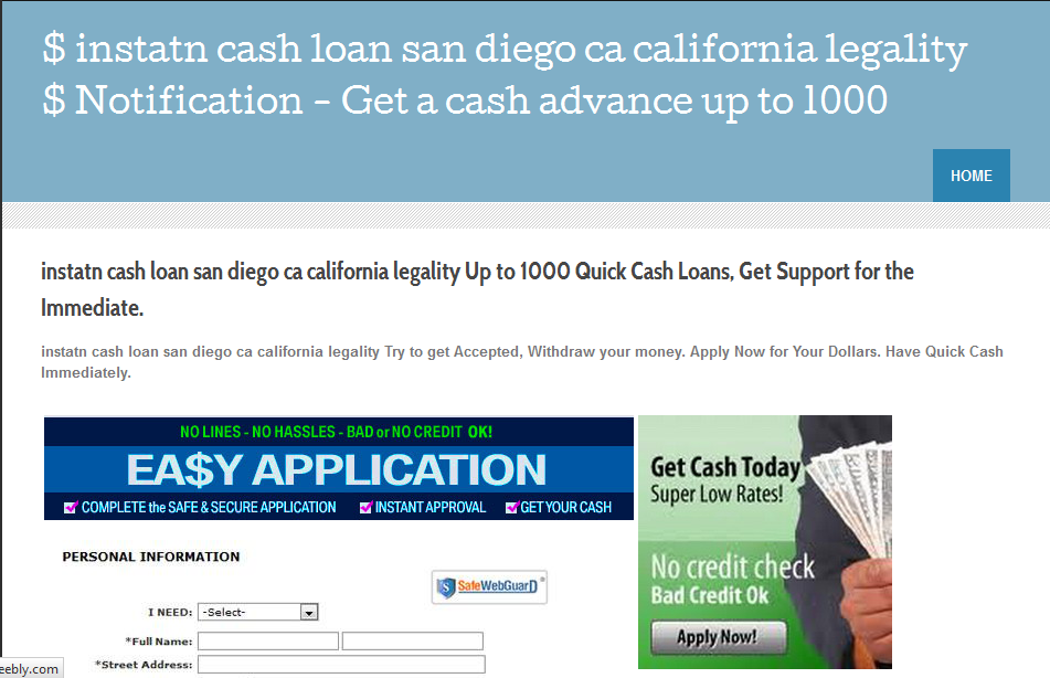Help payday loans too many image 1