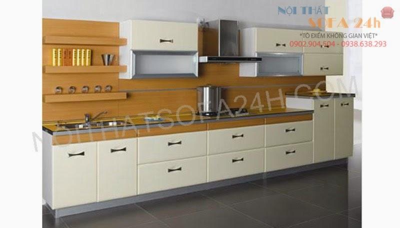 Tủ bếp TB026