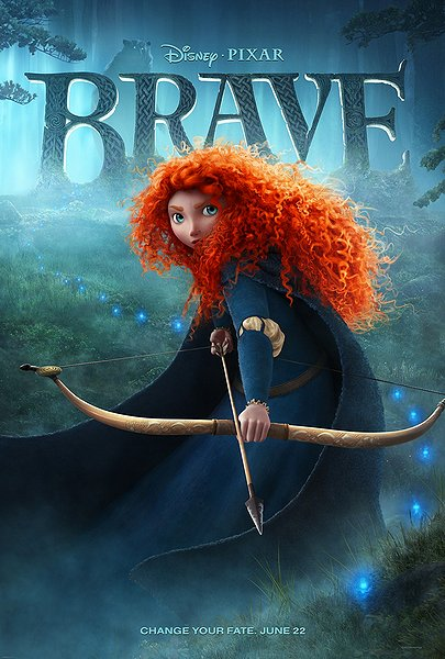 brave, animation