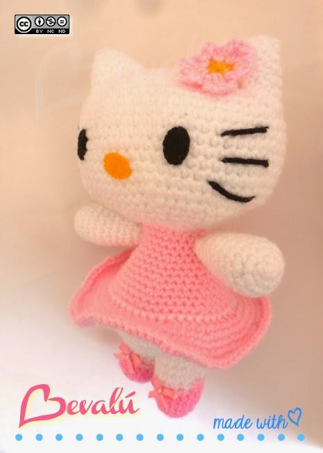 Beval? :::::.: Hello Kitty Amigurumi