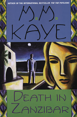 Cover of Death in Zanzibar by M.M. Kaye