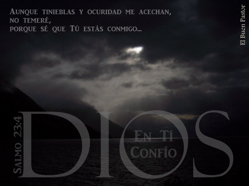 Well-known YO SOY EL BUEN PASTOR: Salmo 23:4 GO23
