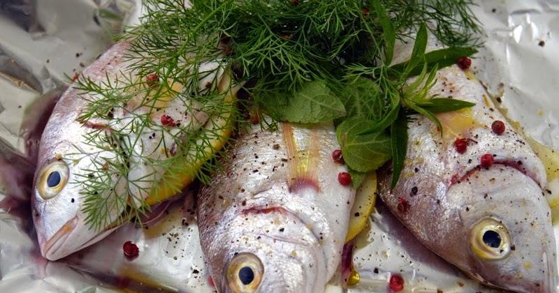 La piccola casa come cucinare il pesce senza sporcare - Come cucinare il pesce serra ...