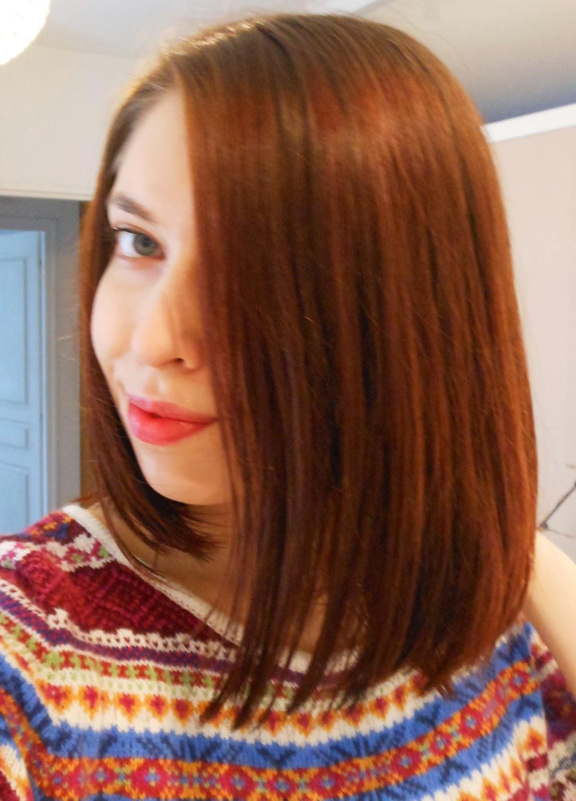 Huile pour enlever coloration cheveux